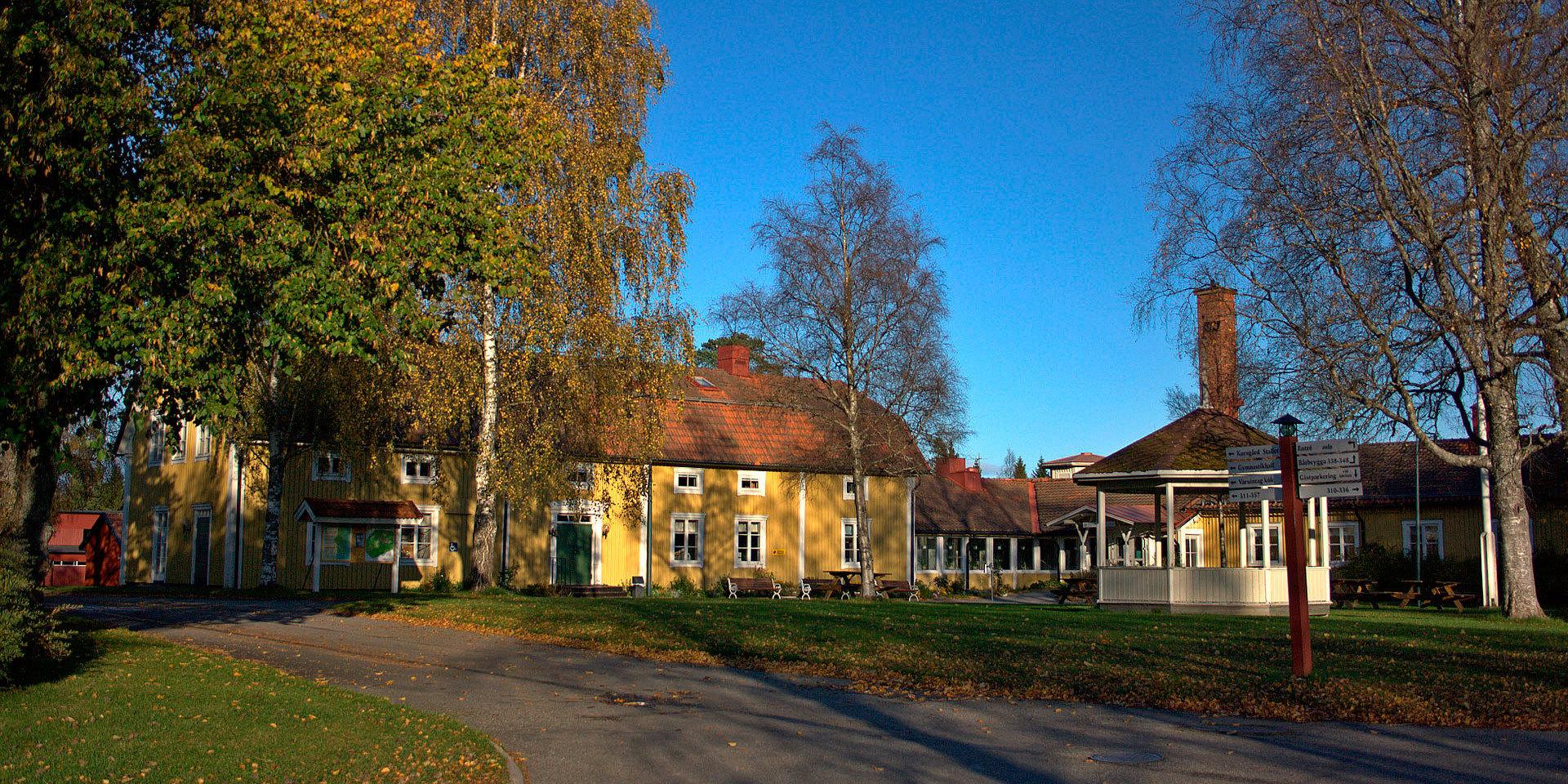 Strlmbäcks Folkhögskola. Foto: Mikael Lindmark
