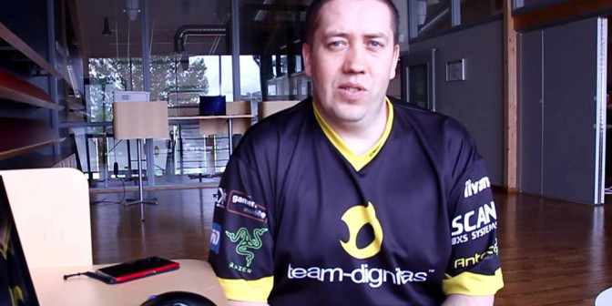 Michael O'Dell, Dignitas-ägaren. Foto: Youtube