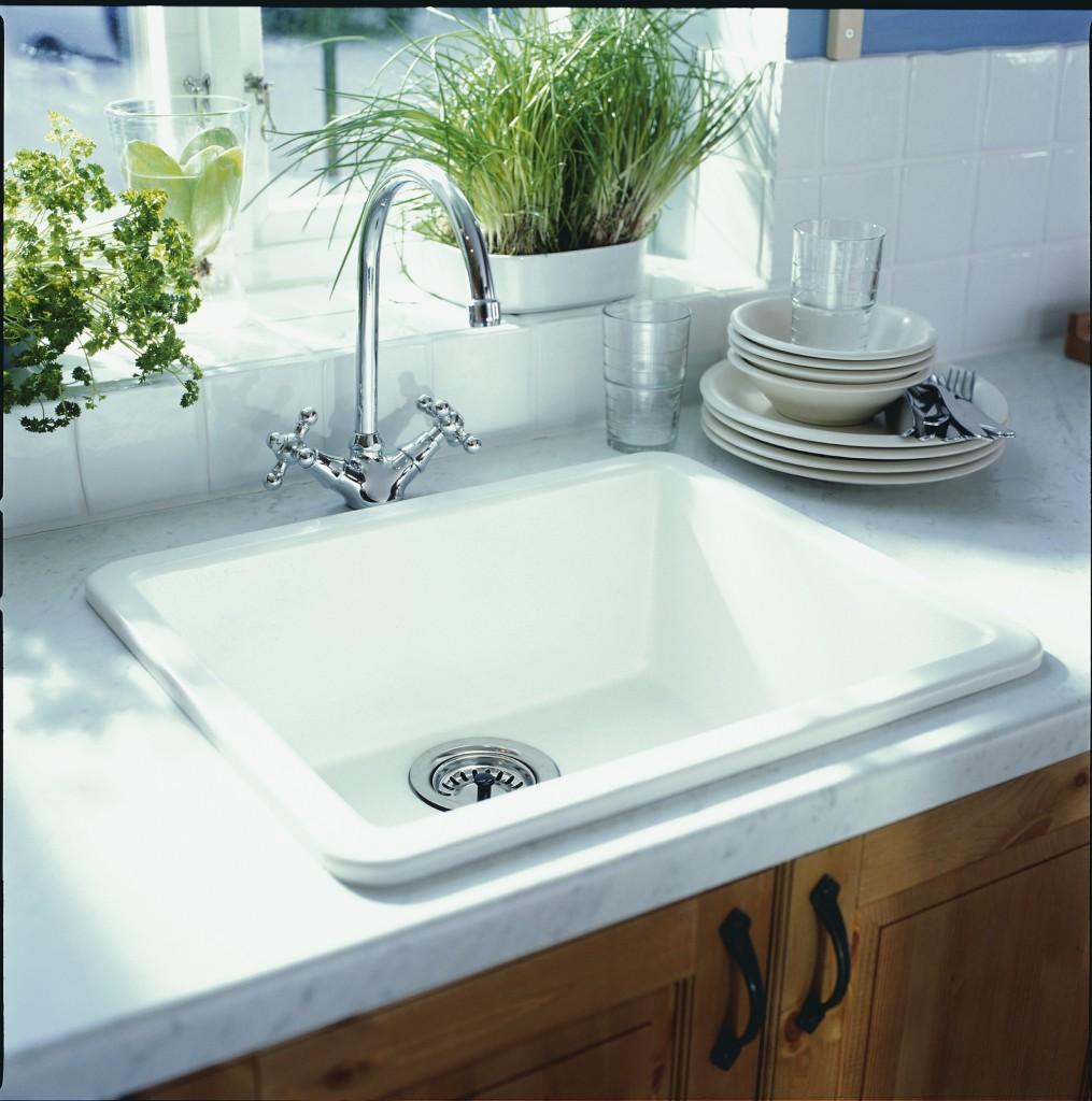 Här ser det ju rent ut. Synd bara att det är världens bästa grogrund för bakterier. Foto: Ikea.