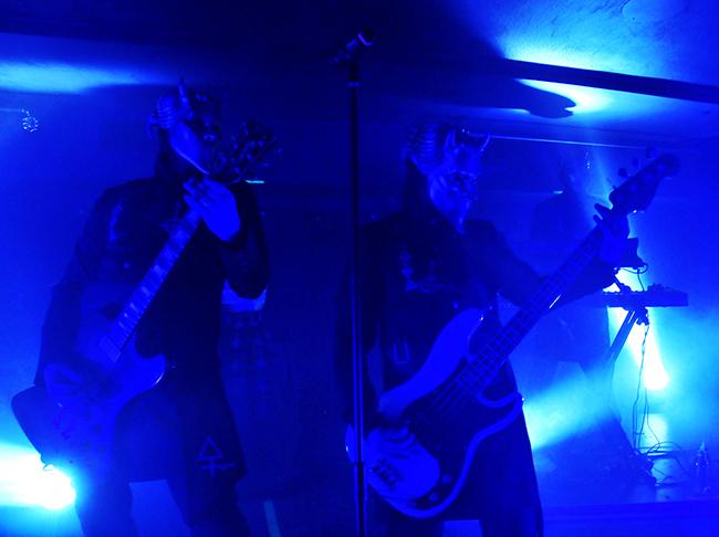 Även musikergastarna har fått nya masker och dräkter. (Foto: Patrik Jonsson/Nordic Media)