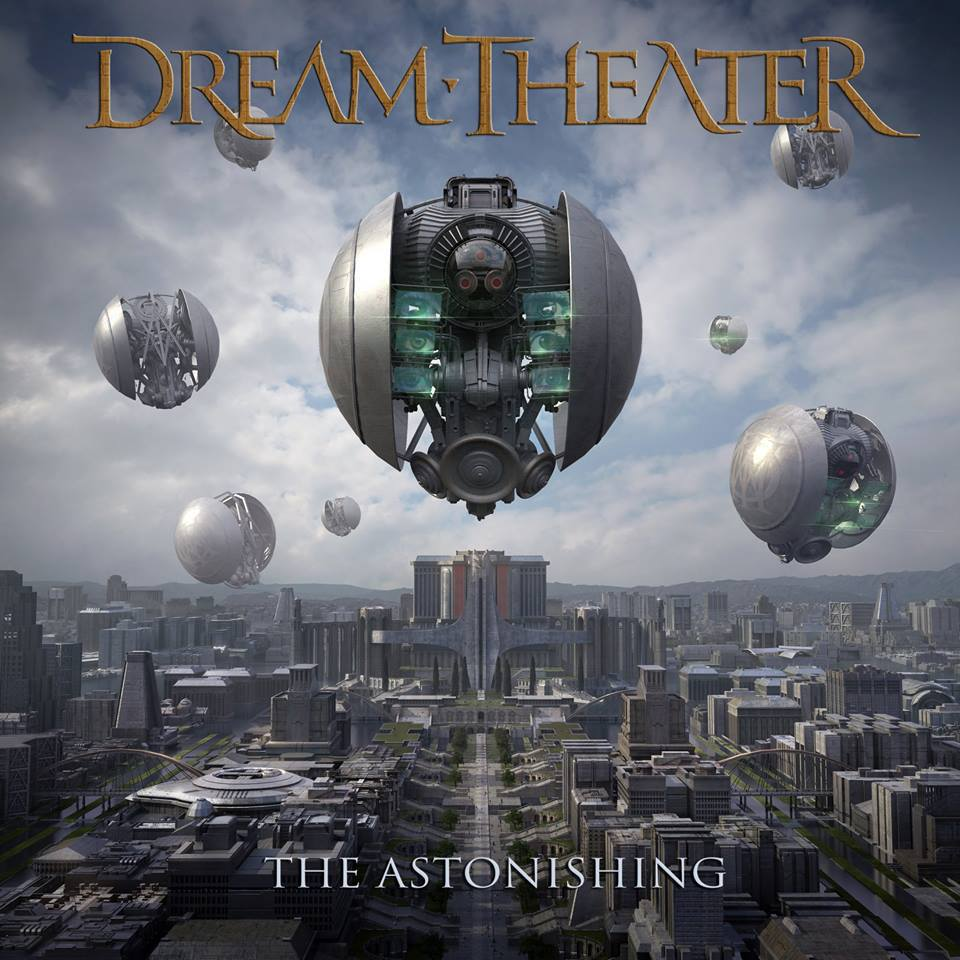 "Dream Theater ""The astonishing"""