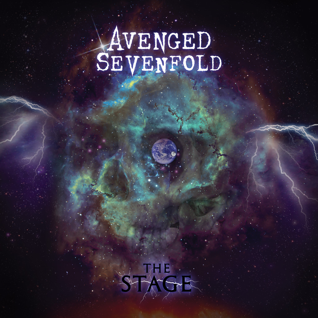 """Avenged Sevenfold """"The stage"""""""