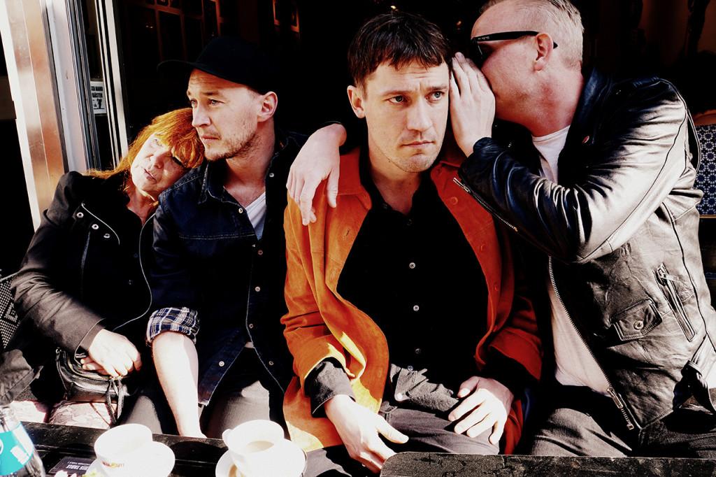 Dom Orena släppte album igår. Foto: Pressbild