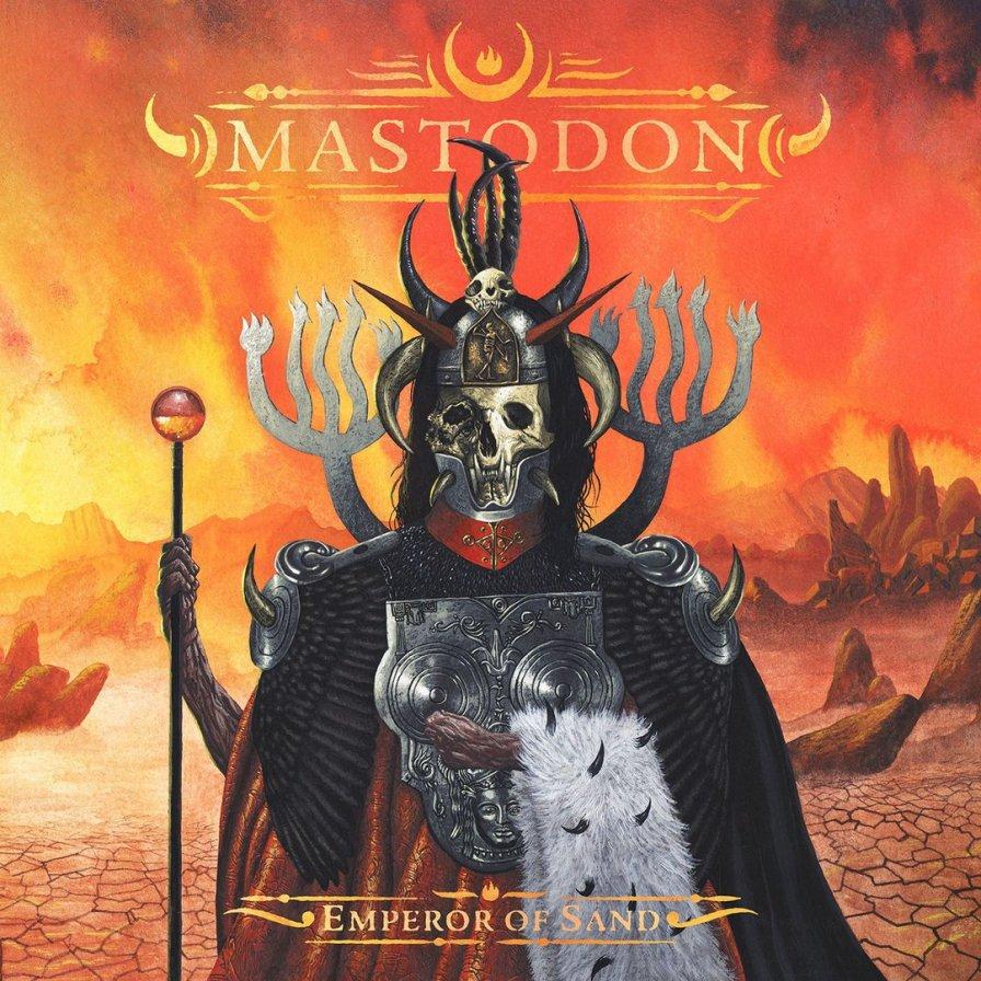 "Mastodon ""Emperor of sand"""