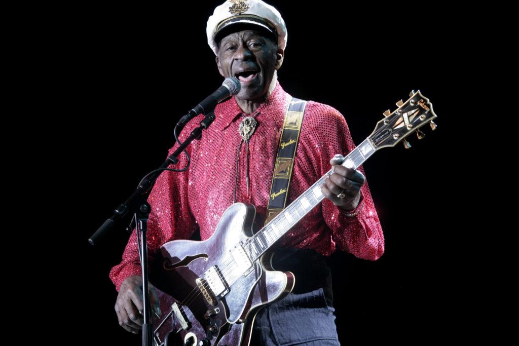 Chuck Berry Baltiska Hallen 2007