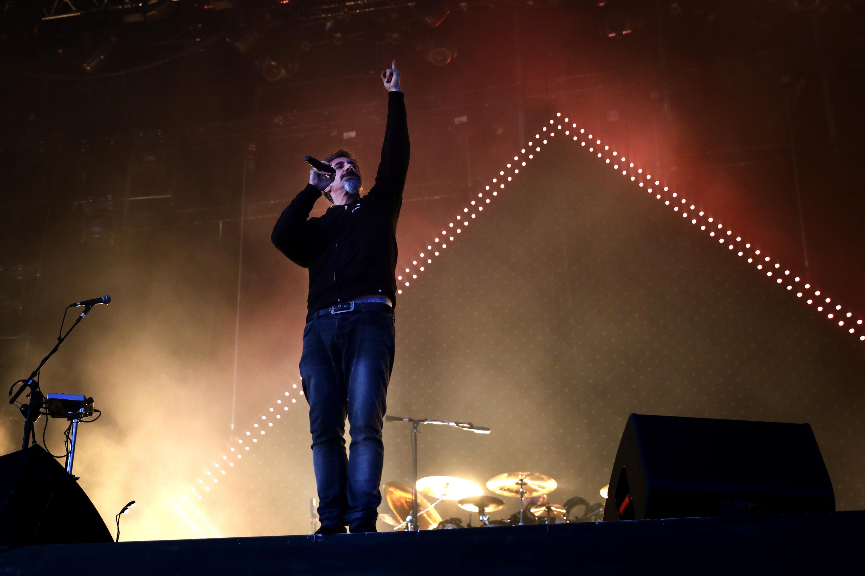 Serj Tankian och System Of A Down är som de är. Och det ska vi vara väldigt tacksamma för. Foto: Stefan Jerrevång