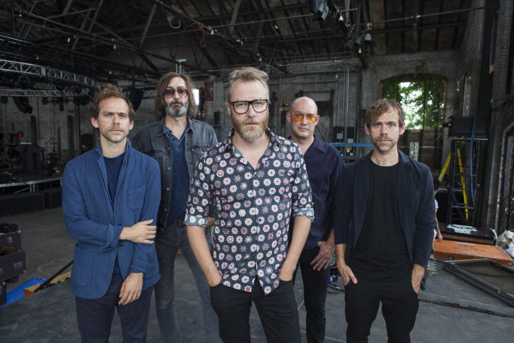 Fem musiker som har fått upp ögonen för elektronisk musik. Foto: Graham MacIndoe