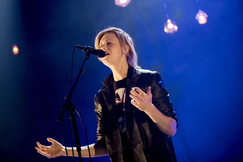 Anna Ternheim briljerar — i både sina egna och i andras låtar. Foto: Kicki Nilsson/Icon