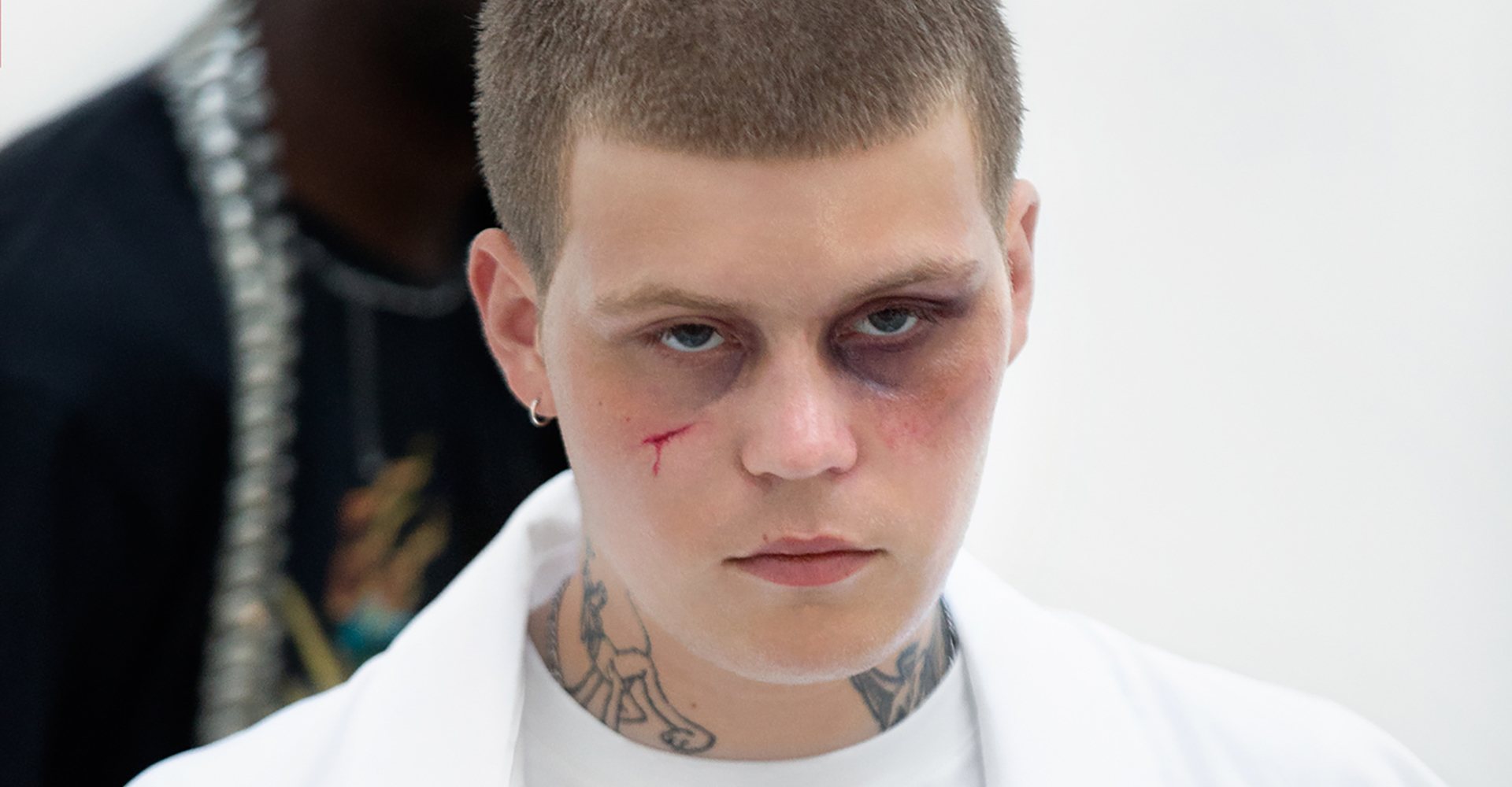 Yung Lean press image LANDSCAPE - Photo Zak Arogundade