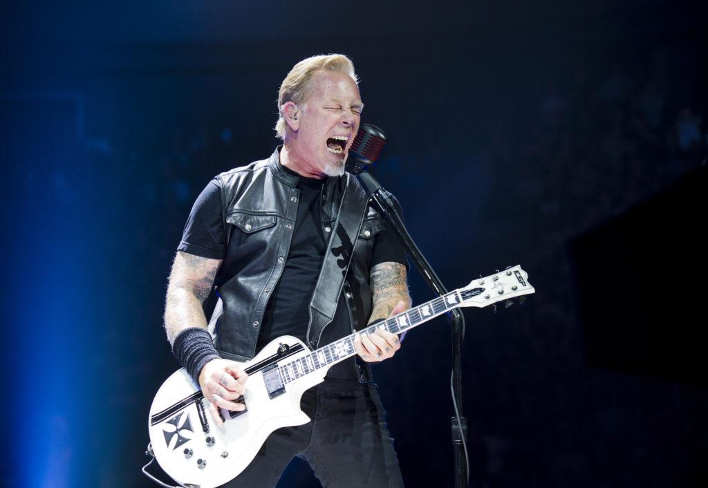 Metallica Foto Rickard Nilsson
