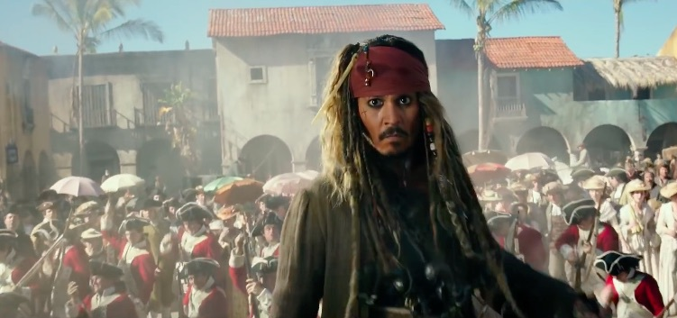 Johnny Depp. Foto: Disney
