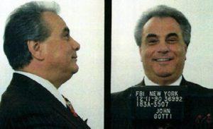 Den verklige John Gotti.