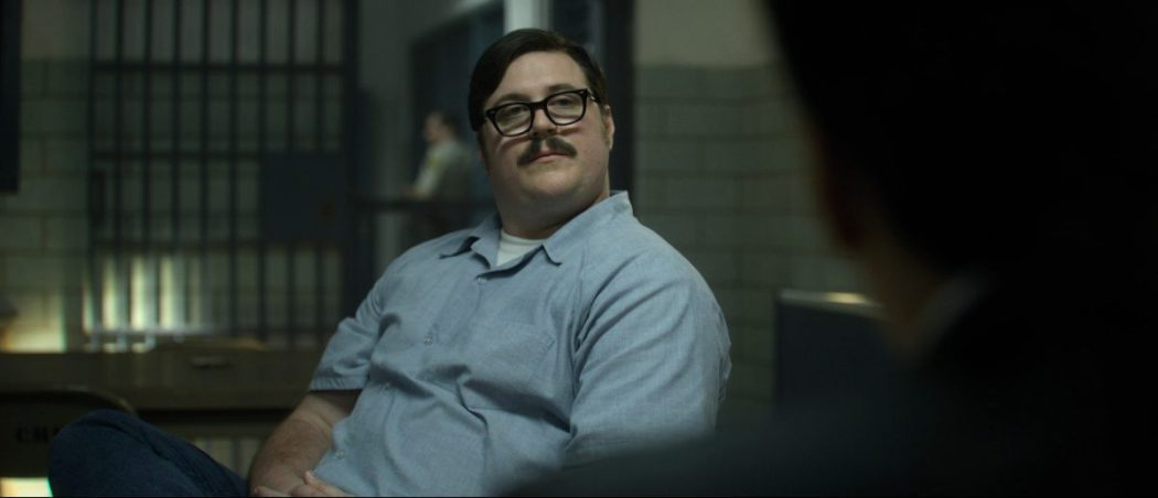 "Cameron Britton i ""Mindhunter"". Foto: Netflix"