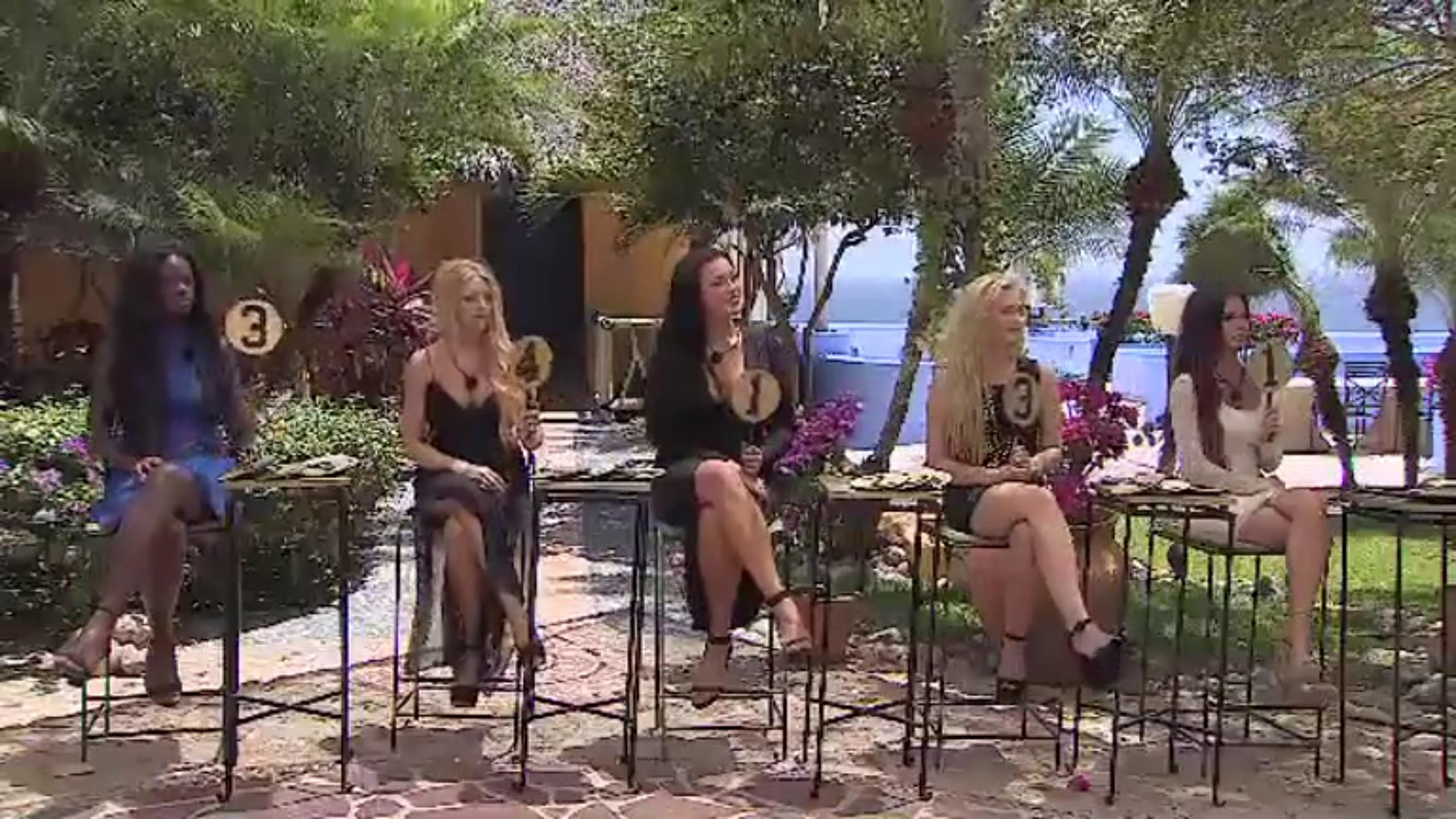 Tjejerna betygsätter killarna direkt i säsongsstarten. Foto: TV3