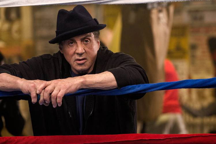 "Stallone i ""Creed"". Foto: Warner Bros. Pictures."