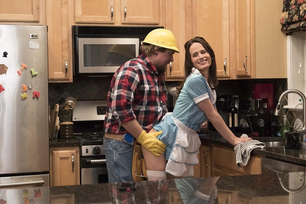 Michael Chernus och Elizabeth Reaser försöker piffa upp sexlivet.