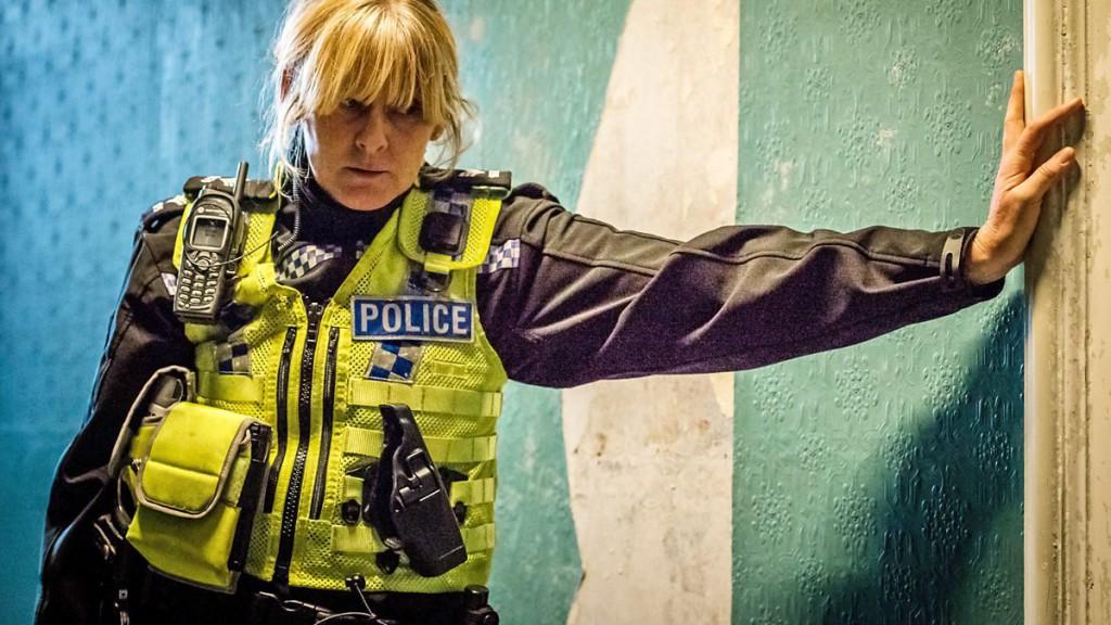 Sara Lancashire - bäst i rutan.