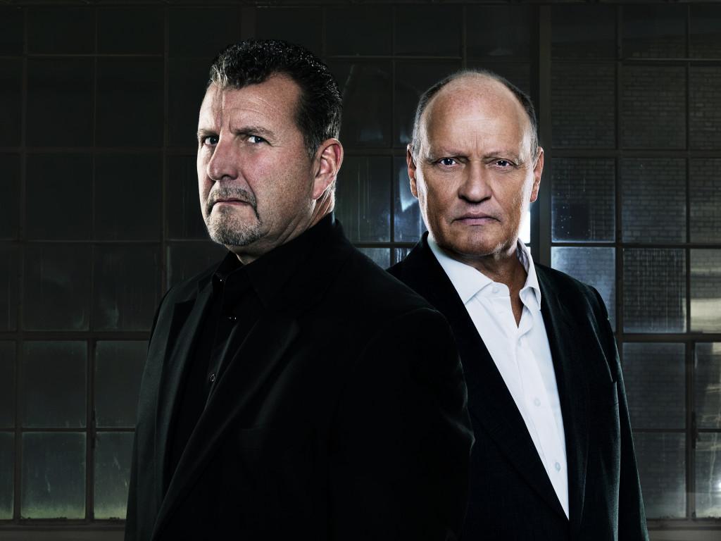 Svenska fall för FBI. Säsong II. 2016. Mark Safarik och Bo Åström.