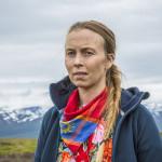 Sofia Jannok som nåid. Foto: SVT