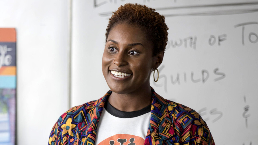 "Issa Rae i ""Insecure"", HBO."