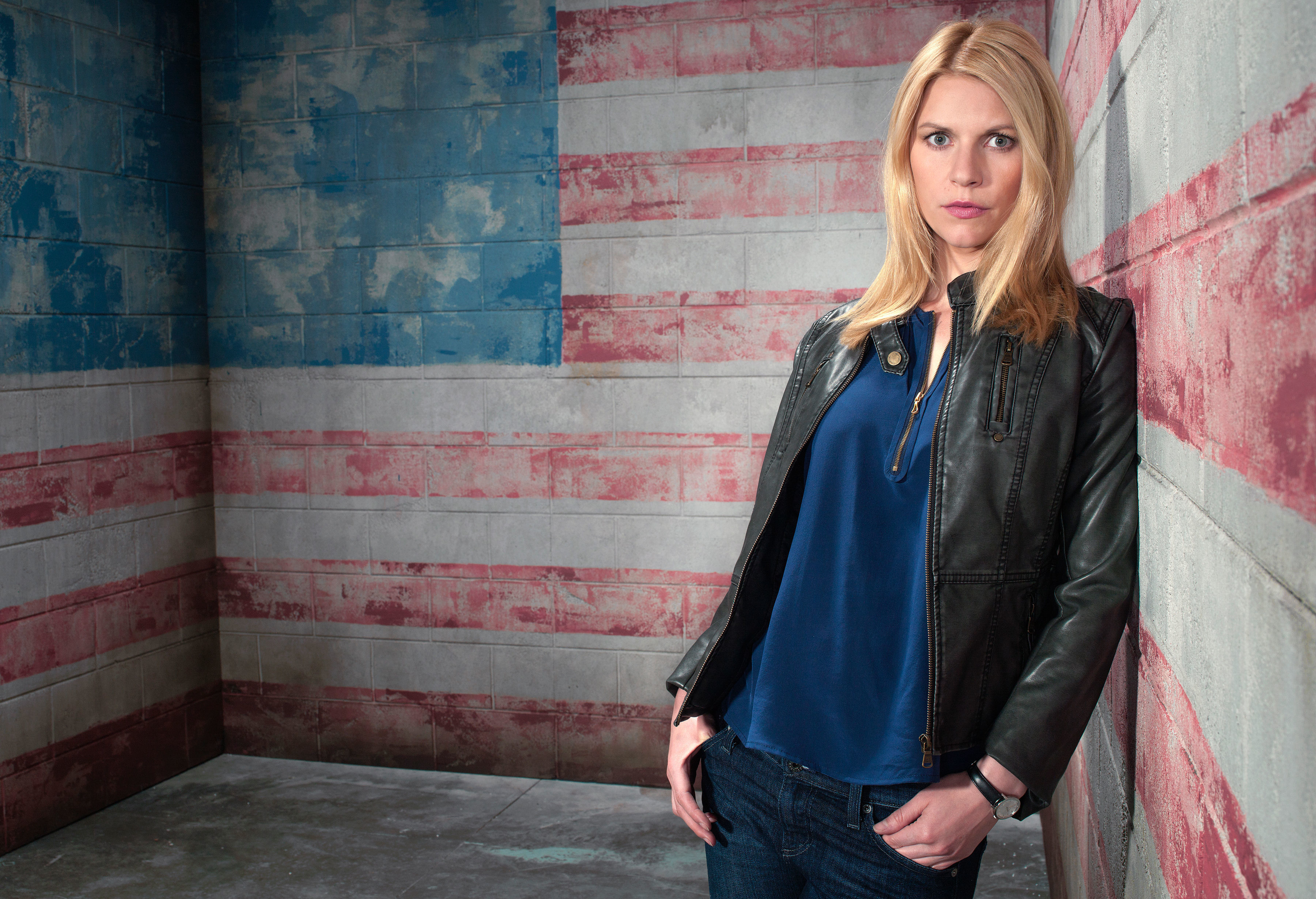 "Carrie i ""Homeland"". Foto: Showtime"