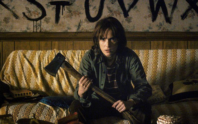 """Winona Ryder i """"Stranger things"""", Netflix."""