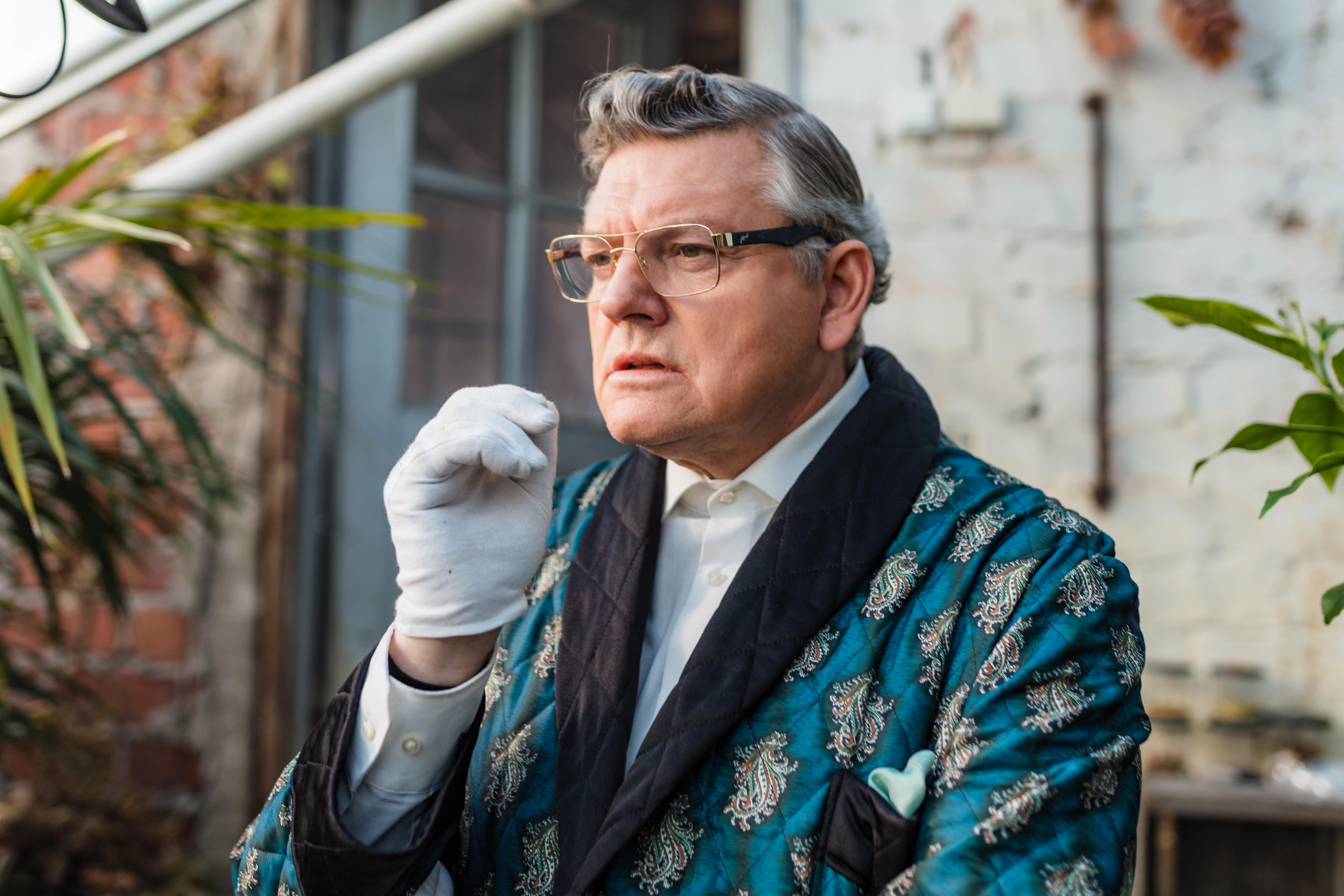 Dan Ekborg. Foto: TV3/Dan Castledine