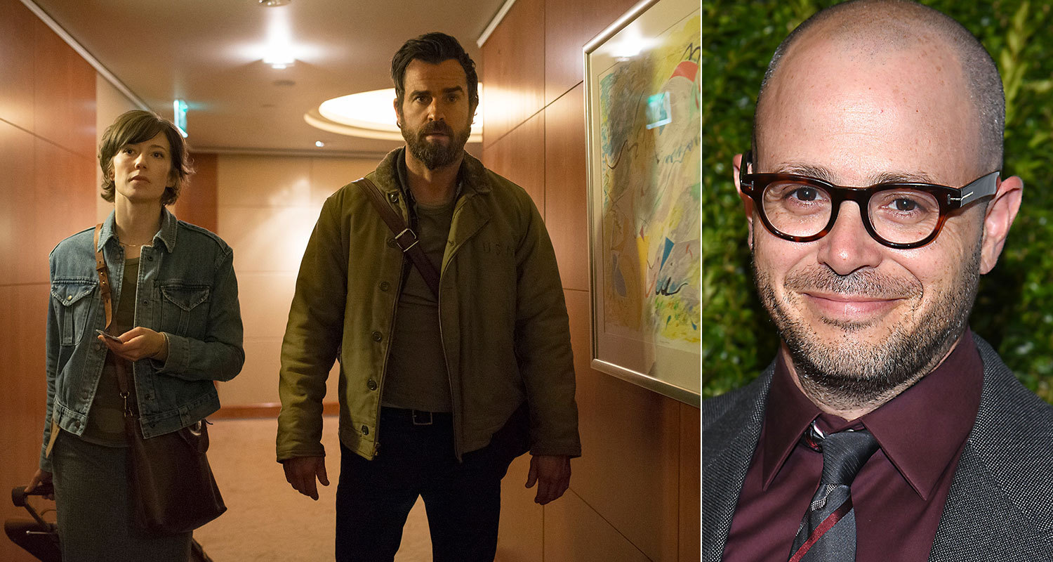 """The Leftovers"" och Damon Lindelof."