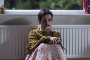 Julie Hesmondhalgh som Trish Winterman.