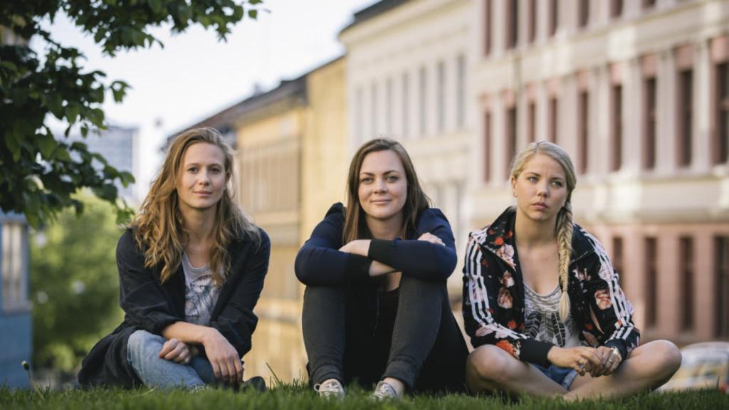 """""""Unge lovende"""". Foto: NRK."""