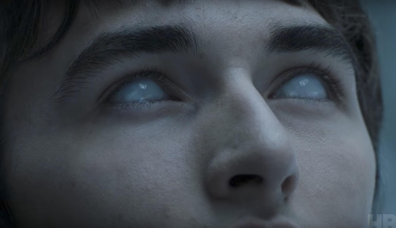 Bran får en syn.