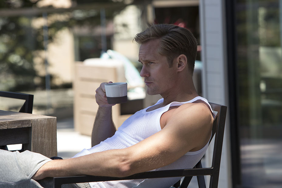 "Alexander Skarsgård i ""Big little lies"". Foto HBO."