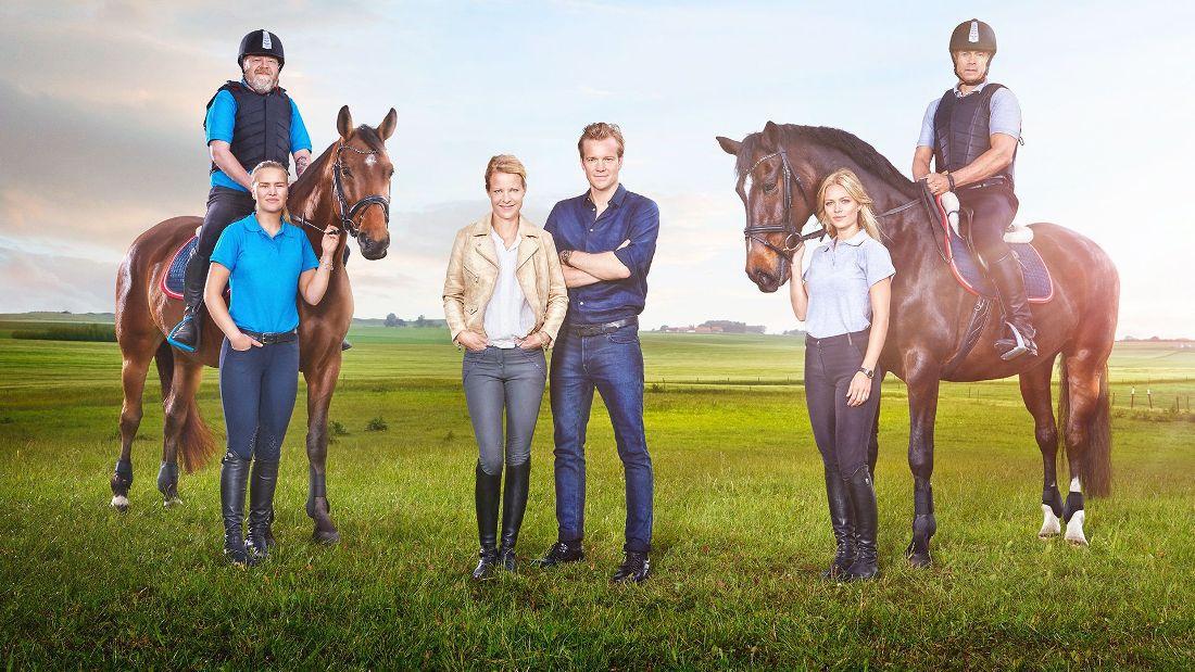 """""""Det stora hoppet"""". Foto: TV3."""