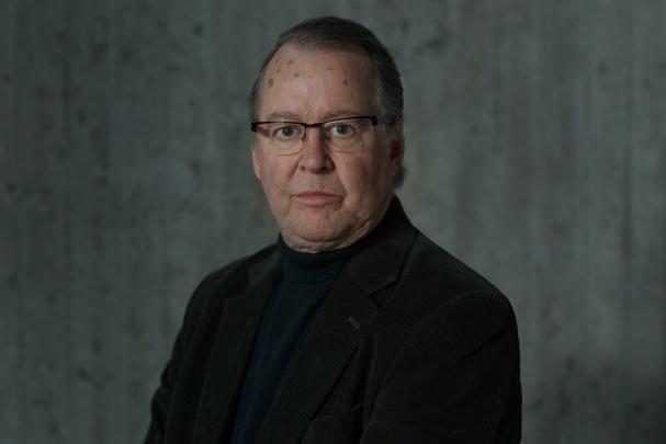 Göran Ragnerstam som Göran Wass.
