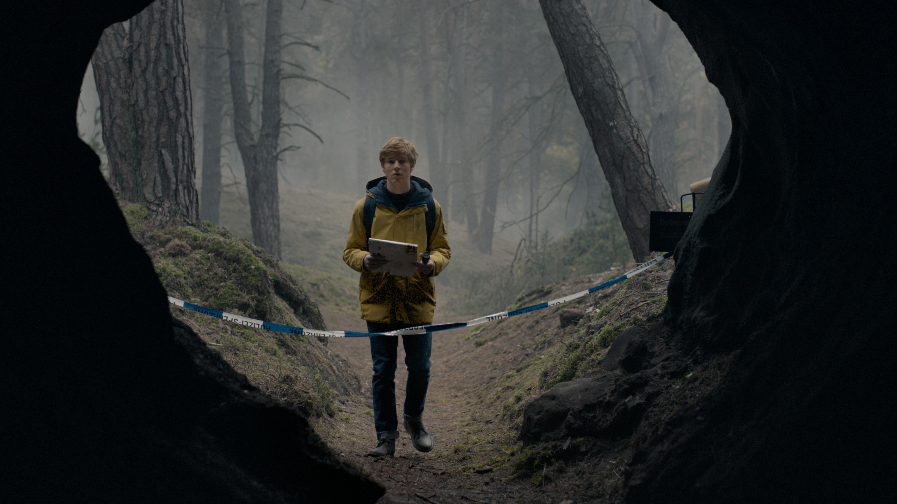 """""""Dark"""". Foto: Netflix."""