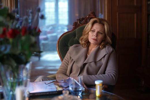 Kim Cattrall som den amerikanska presidenten Helen Tyler. Foto: C More.