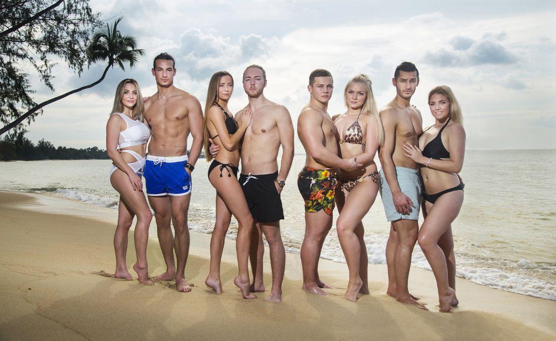 """Temptation island"". Foto: Kanal 5."