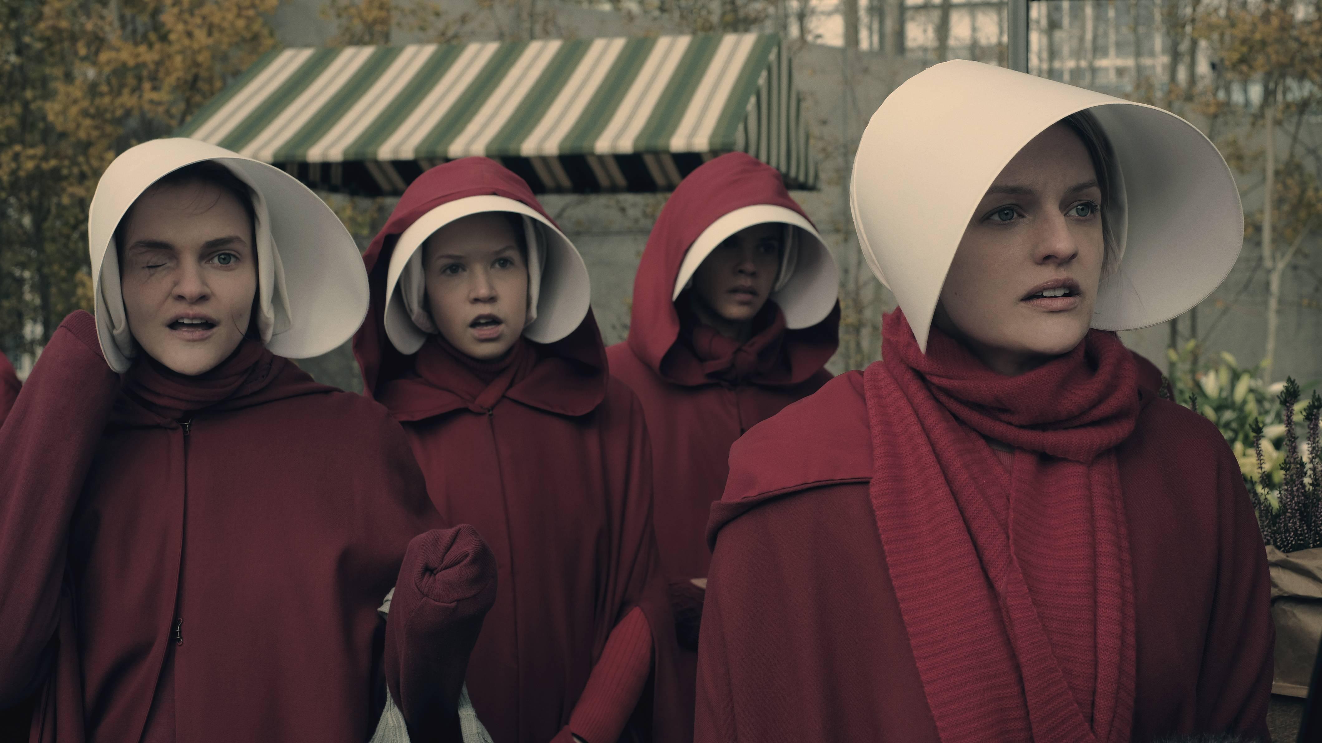 """The handmaid's tale"". Foto: Hulu."