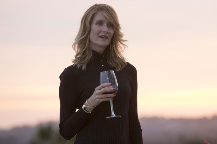 "Laura Dern i ""Big little lies"". Foto: HBO."