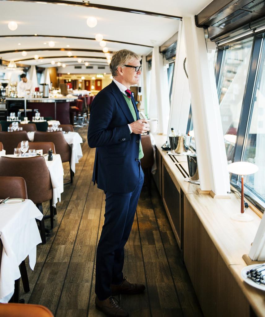 foto : carolina byrmo frilans/aftonblad : 151210 stockholm kadhammar på bild: linus forsberg vd eriks restauranger. foto: carolina byrmo