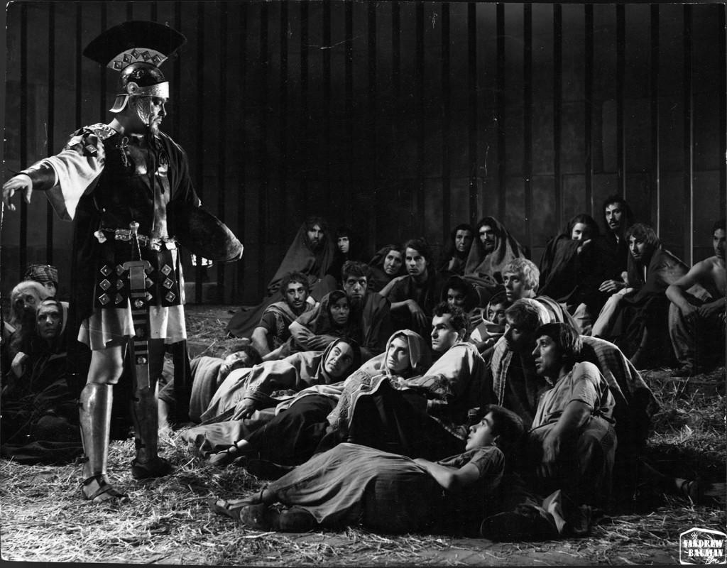 Barabbas, Alf Sjöberg (1953)