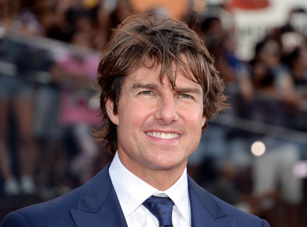 Tom Cruise, skådespelare, 1962.