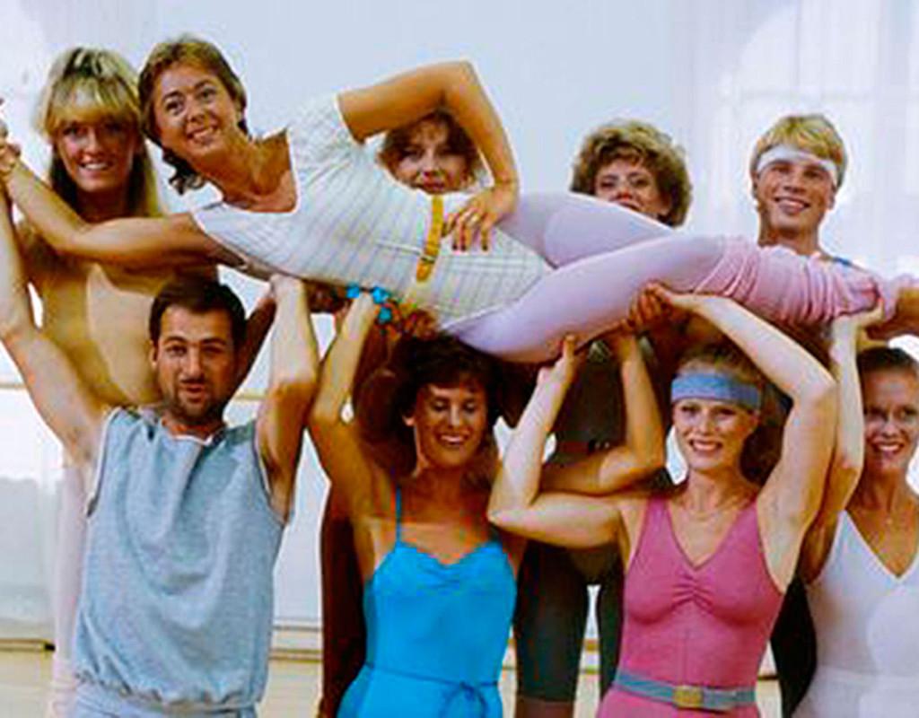 Gymping (med Susanne Lanefelt) (1983)