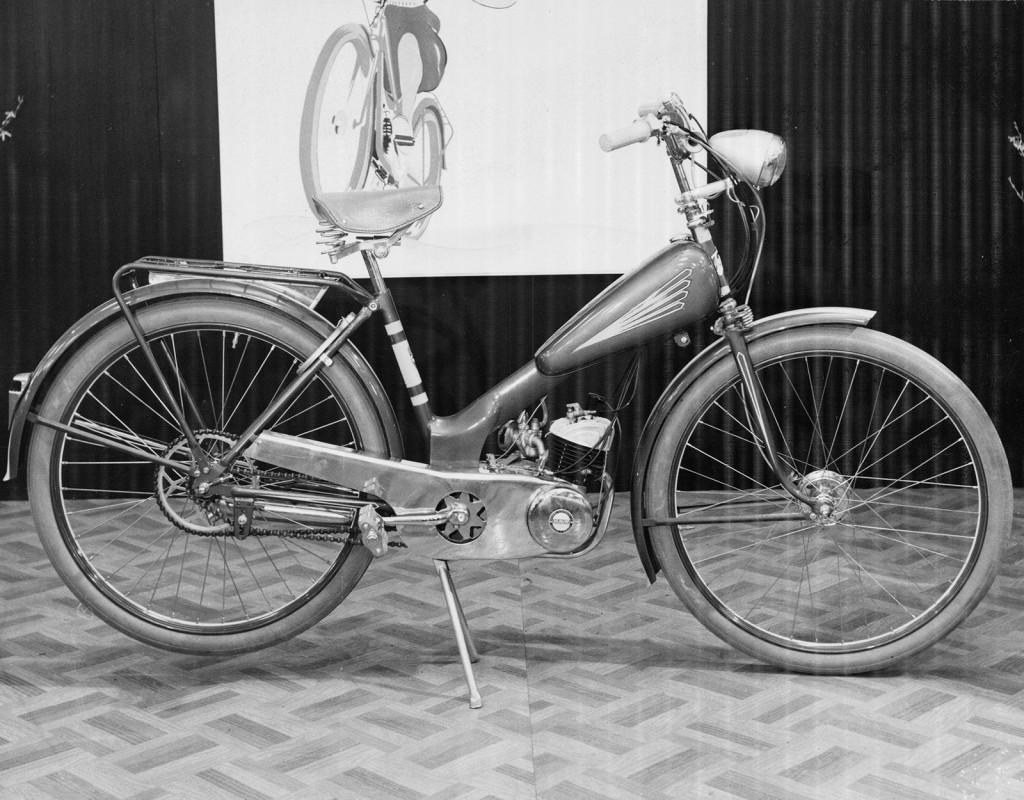 Mopeden (1952)