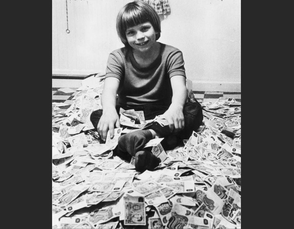 Pojken med guldbyxorna (1975)