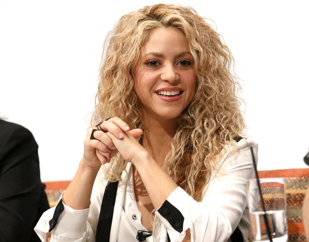 Shakira, artist, 1977.