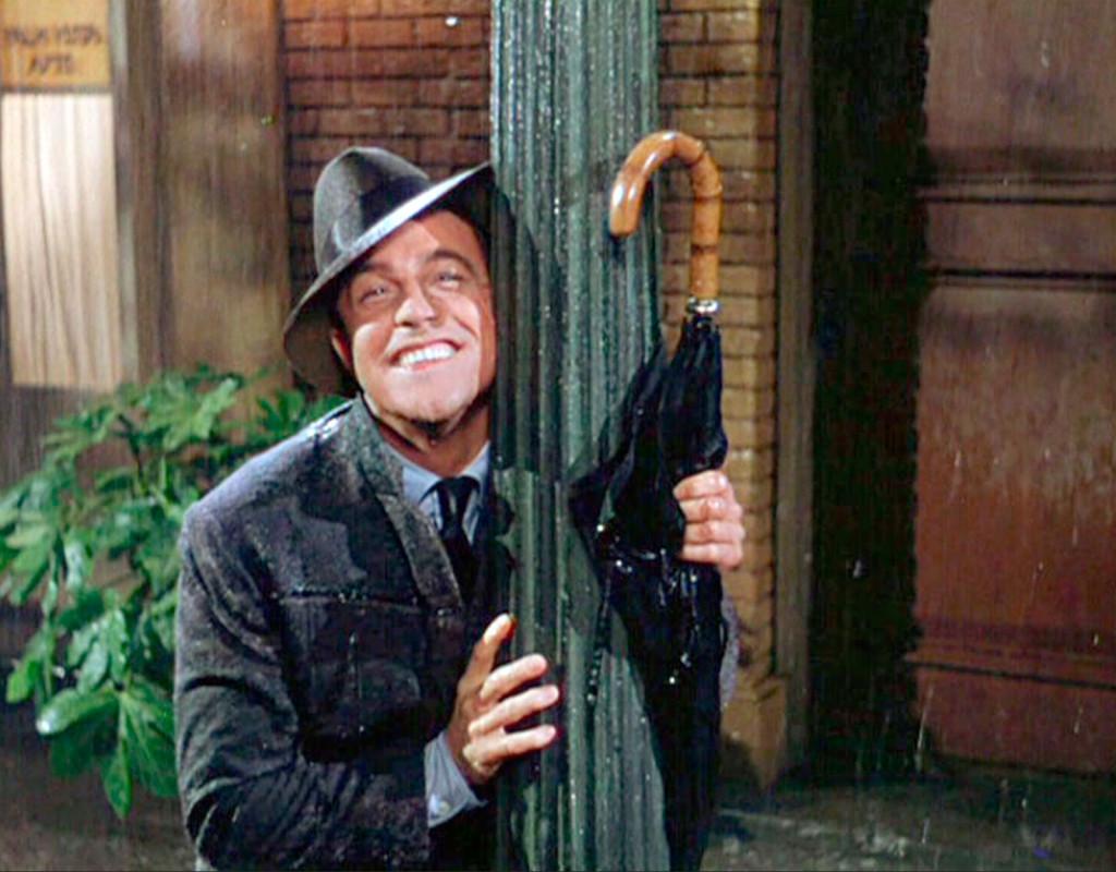 Singin' in the Rain, Stanley Donen & Gene Kelly (1952)