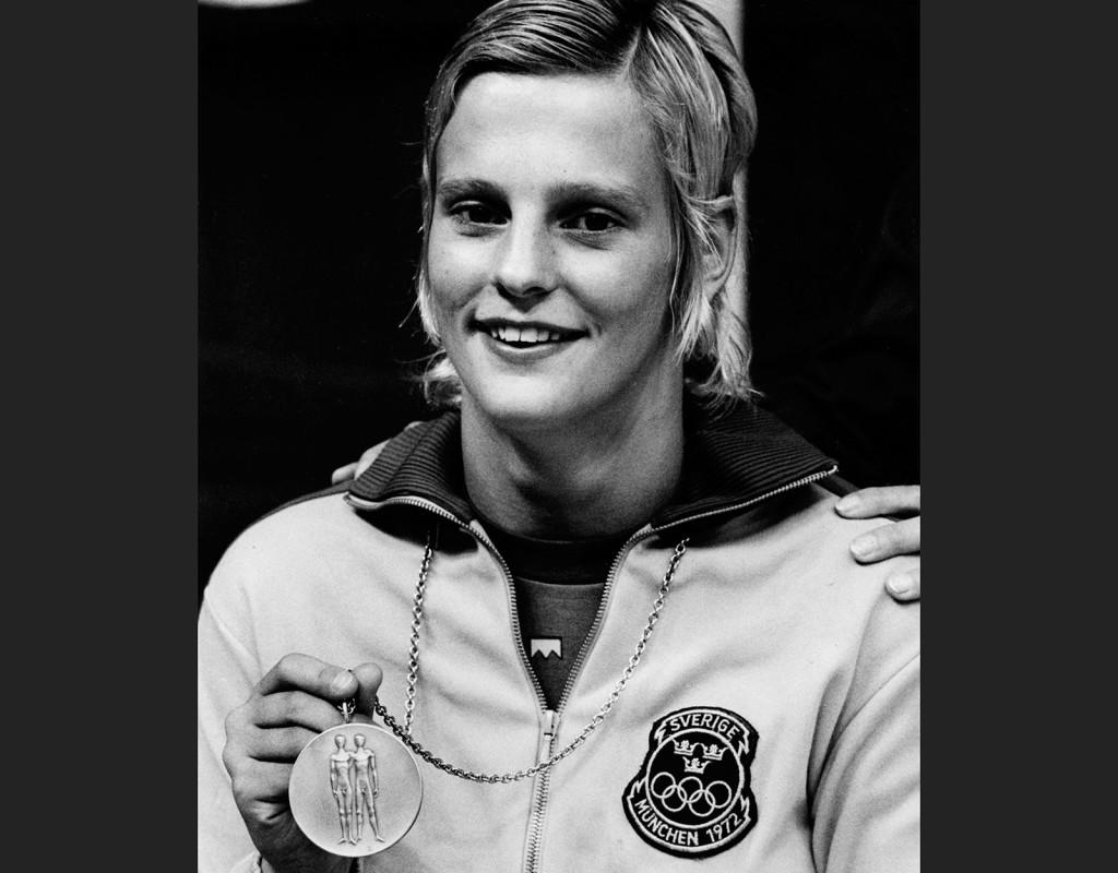 Ulrika Knape, (1955), simhopp. OS-guld 1972, två OS-silver, ett VM-guld, två EM-guld. Bragdguldet 1972.