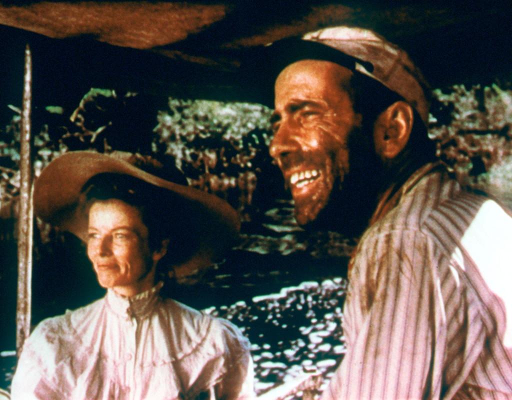 Afrikas drottning, John Huston (1951)
