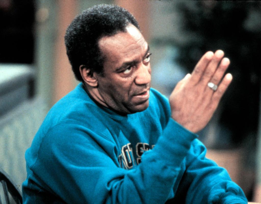 Bill Cosby, skådespelare.